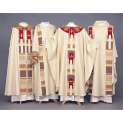 Kazuifel - Kathedraal collectie met Bovenstola