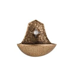 Bronzen Wijwatervat