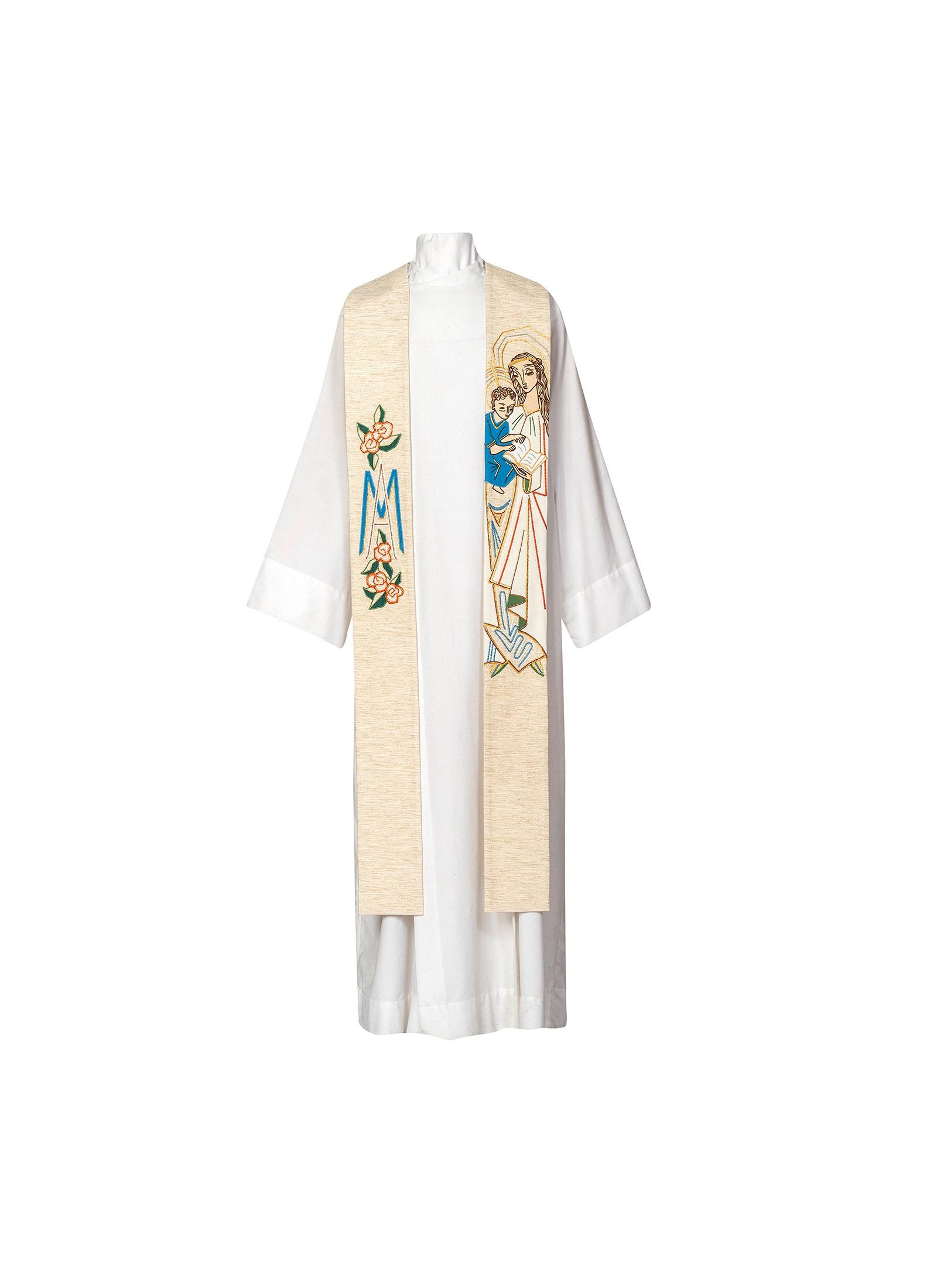 bello design modellazione duratura online qui 'Mother of God' Overlay Stole - Marian series