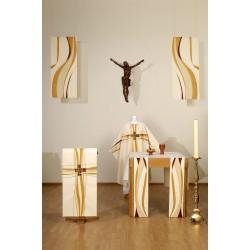 Lezenaarsdoek, 45 cm x 190 cm - Seta collectie