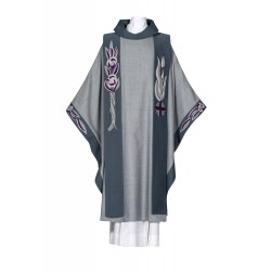 "Chasuble ""Staff of Aaron"" - Requiem collectie"