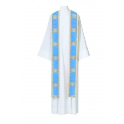 Priesterstola - Alpha Omega Tudor collectie
