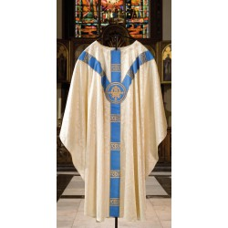 Chasuble Alpha Omega