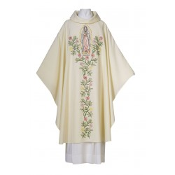 Chasuble Notre Dame de Guadelupe