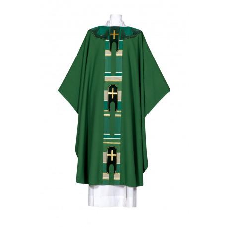 Chasuble Cathédrale