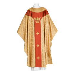 Chasuble Couronne