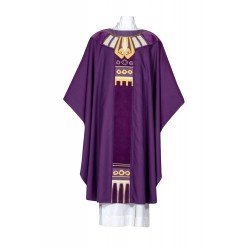 Chasuble Marian